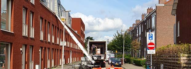 verhuislift Voorburg