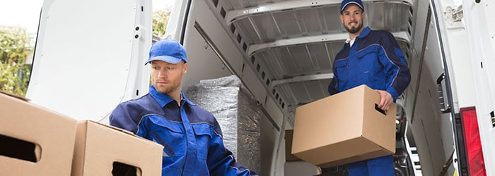 werkzaamheden verhuisbedrijf